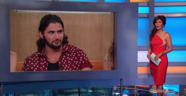 Big Brother 18 Victor Eviction Night