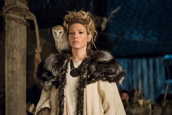 "TV Review: Vikings 4x18 ""Revenge"""