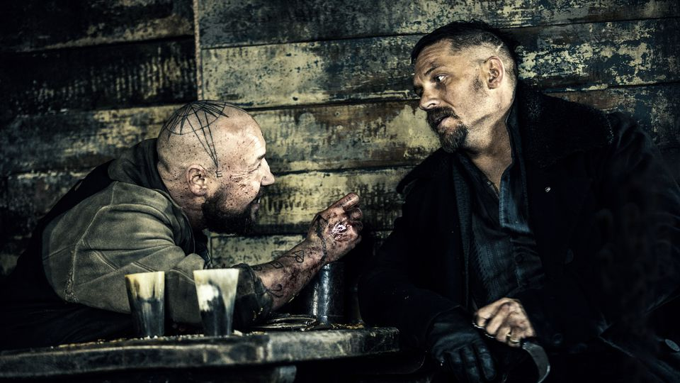 TV Review: Taboo Episode 2