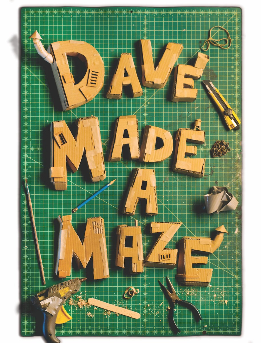 Slamdance '17 Movie Review: Dave Made a Maze