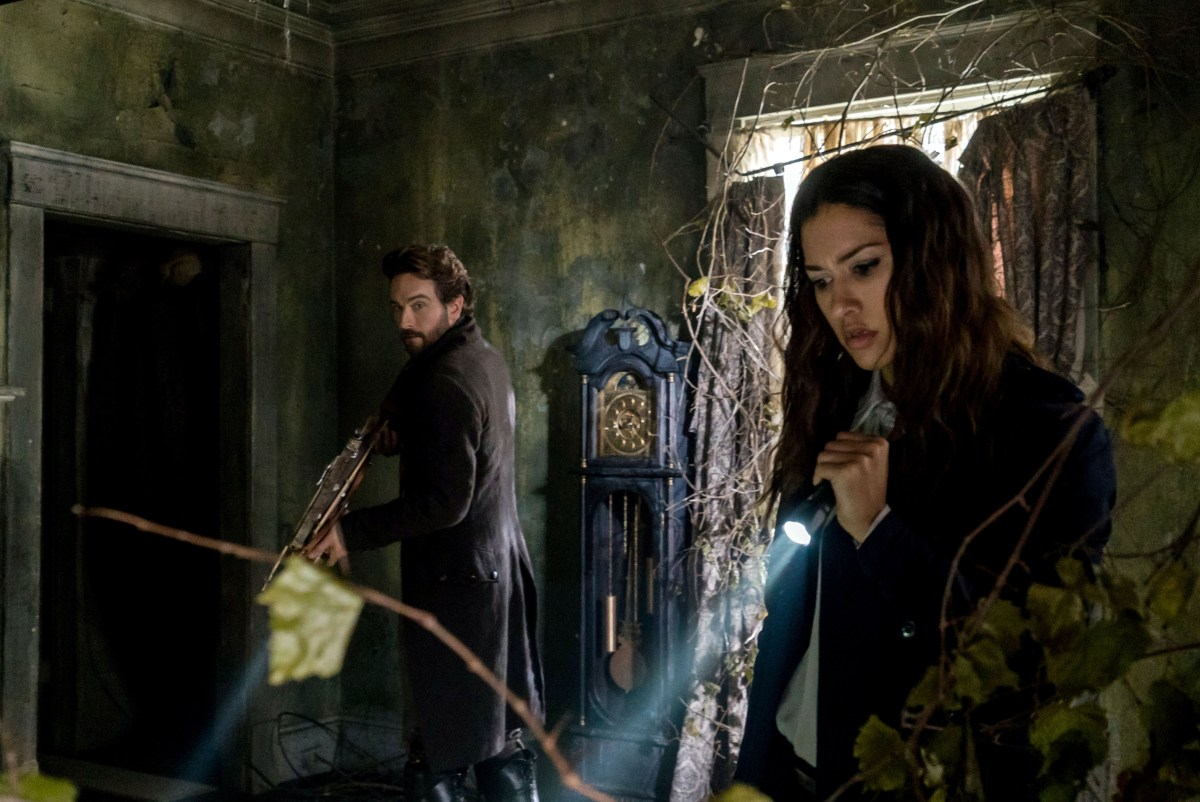 "TV Review: Sleepy Hollow 4x02 ""In Plain Sight"""