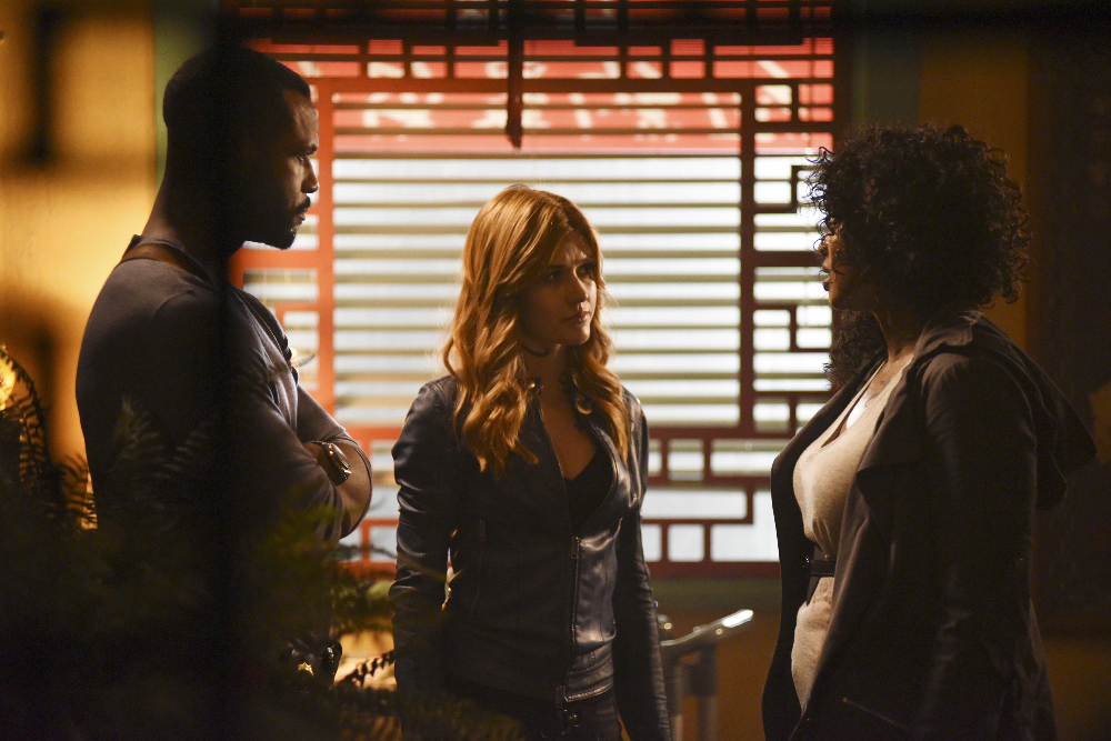 "TV Review: Shadowhunters 2x07 ""How Are Thou Fallen"""