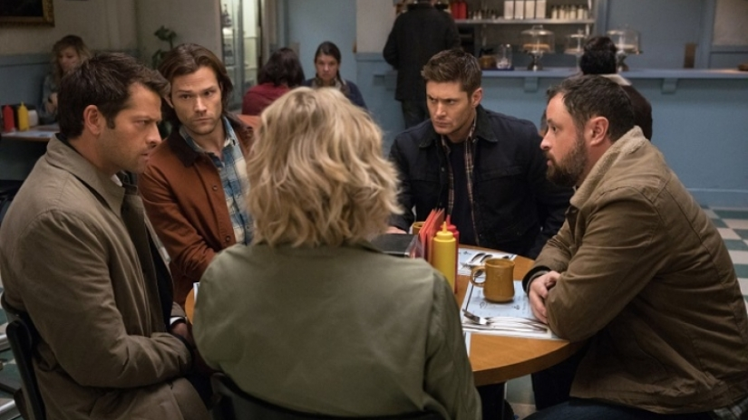 "TV Review: Supernatural 12x12 ""Stuck in the Middle (With You)"""