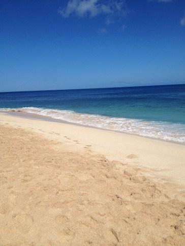 North Shore Beach.