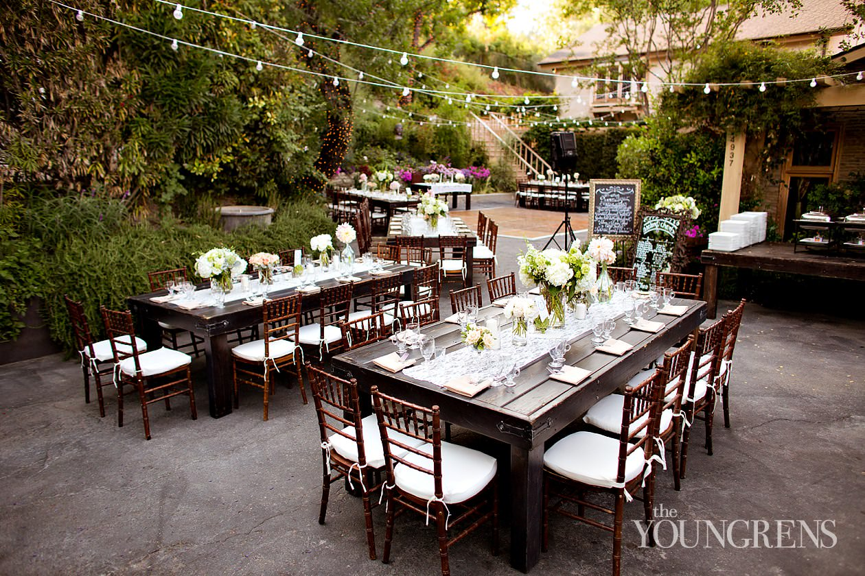 Two Key Elements For Your Wedding Decor The Youngrens