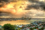 Auckland in HDR