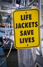 Life Jackets save lives