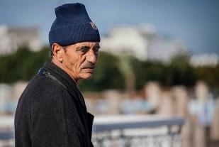 Moroccan Man.