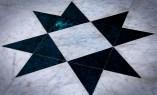 Imperial marble floor symbol.