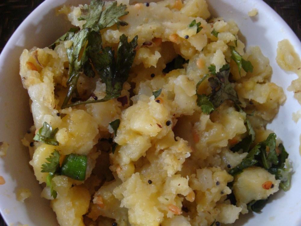 Urulaikizhangu Podimaas (Potato Podimaas)