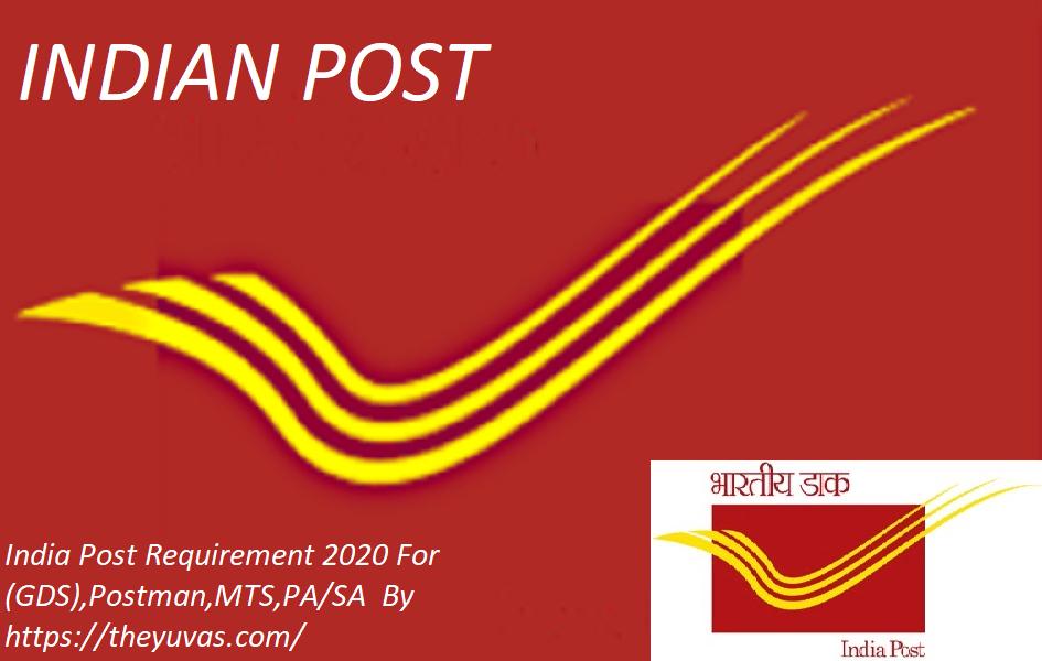 Indian Post Online Form
