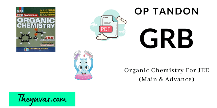 organic chemistry by op tandon