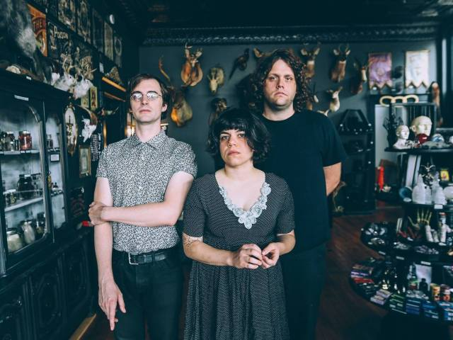 There's no limit to the appeal of punked-up New Jersey rock trio Screaming Females