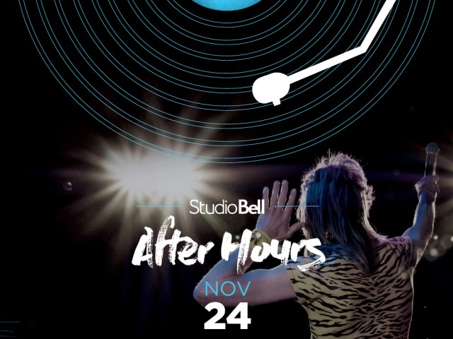 Win tickets to the final Studio Bell After Hours of 2017
