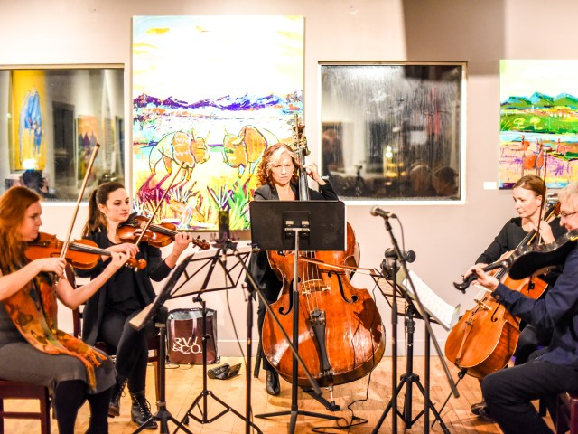 Kensington Sinfonia looks to expand their audience with the help of Village Brewery