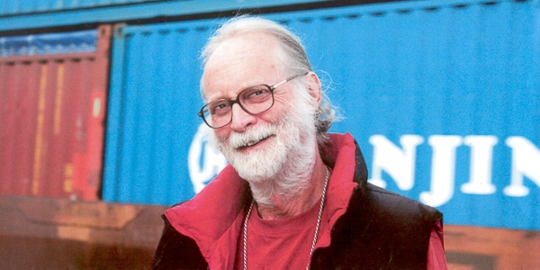 When W.P. Kinsella dreamed his...