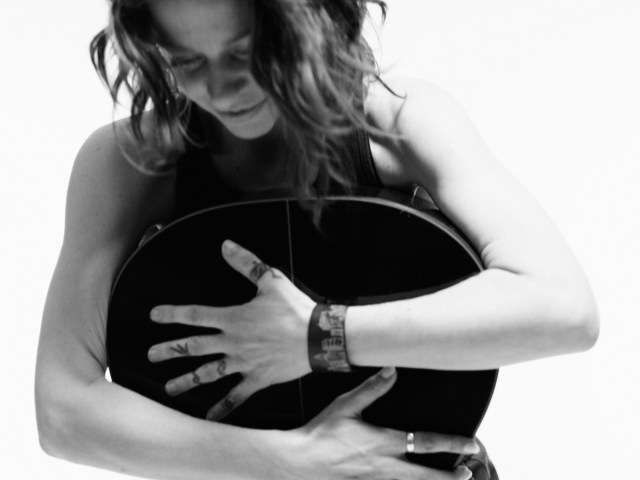 Older and wiser Righteous and radical folk activist Ani DiFranco continues to challenge society, herself