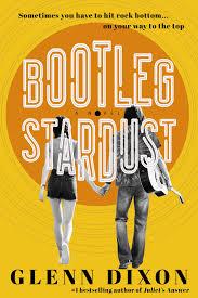 Win a copy of Calgary author Glenn Dixon's new novel Bootleg Stardust
