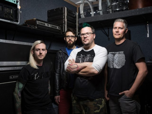 Fast Forward: Calgary pop-punk legends Belvedere make a statement with new album Hindsight Is the Sixth Sense