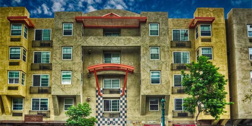 Portico Condos|Little Italy
