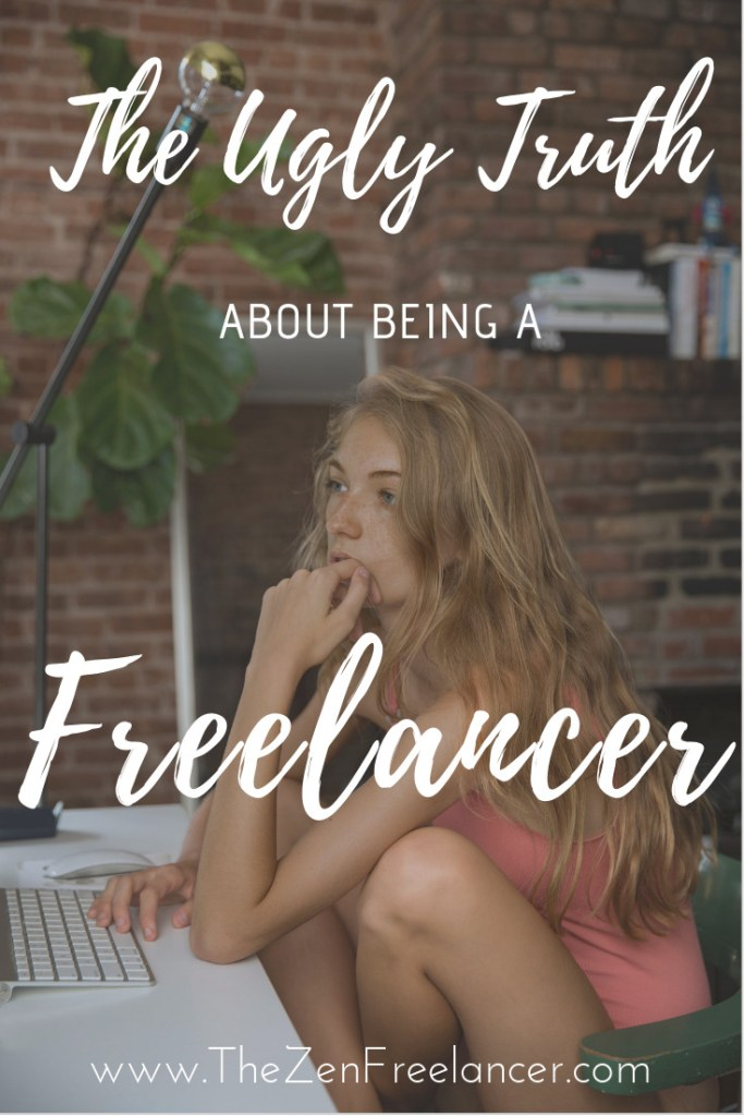 the truth about being a freelancer