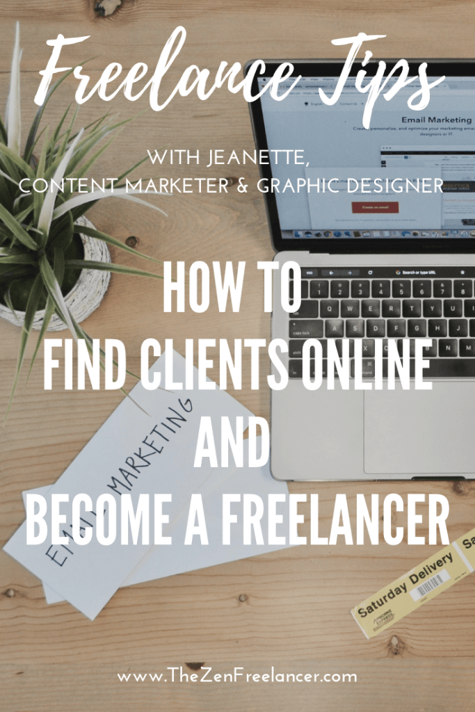 Freelance tips with Jeanette, a content marketer and graphic designer from The Netherlands. Within the 'Freelance Tips WIth' series, she shares her best advice on how to find clients online and become a successful freelancer. #freelancetips #freelancerlife #workfromhome #findclients #stayfocused #productivitytips #productivityhacks #interview #becomeafreelancer #solopreneur