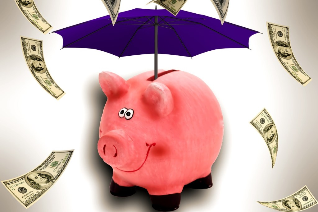 Start Saving Now for a Rainy Day