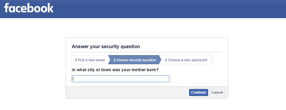 Facebook-Social-Engineering-Security-Question
