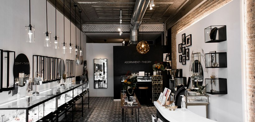 Adornment and Theory store