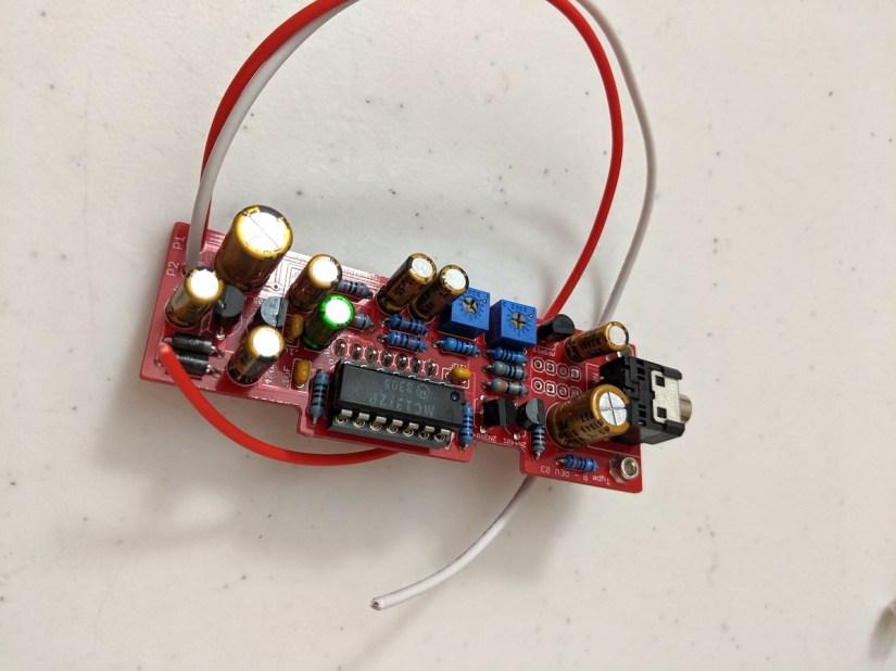 CoCo 2 Composite Video & Sound (Type B)