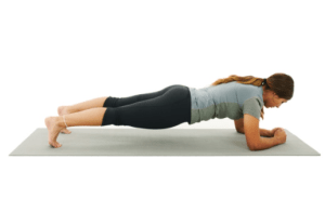 Traditional Front Plank