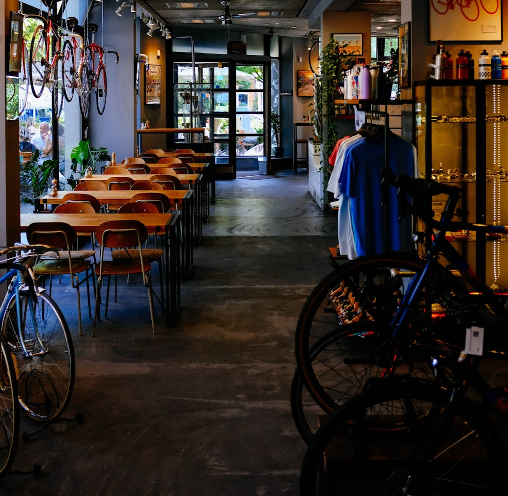 Coffee, Cycling, and Community: An Introduction
