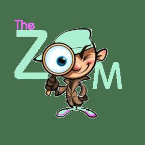 The Zom small logo