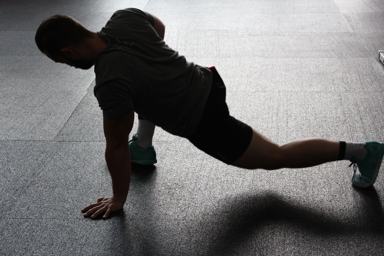 Stretching exercise helps you avoid injury