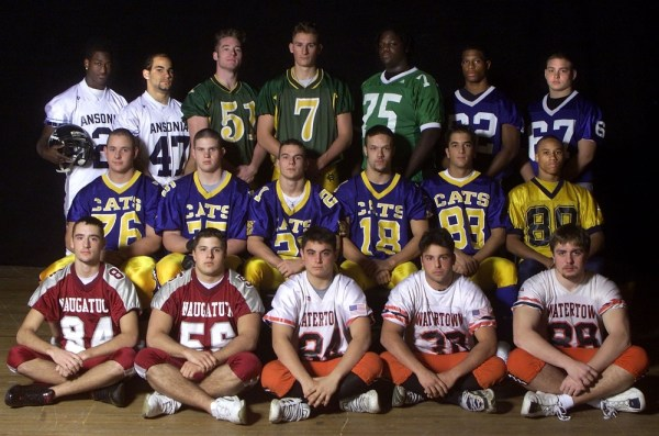2002 All-NVL Offense (Republican-American archive photo)