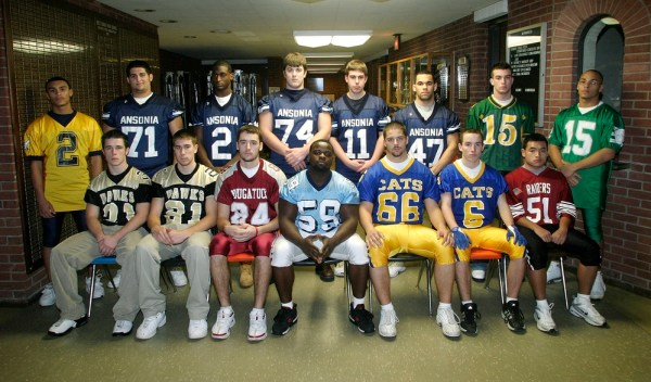 2003 All-NVL Offense (Republican-American archive photo)
