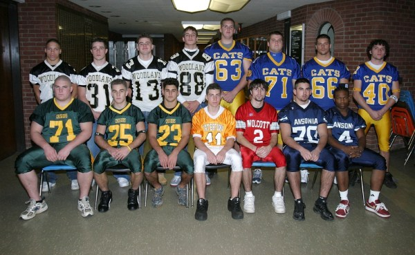 2004 All-NVL Offense Republican-American archive photo)