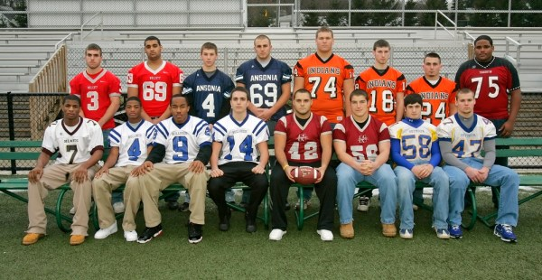 2008 All-NVL Offense (Republican-American archive photo)