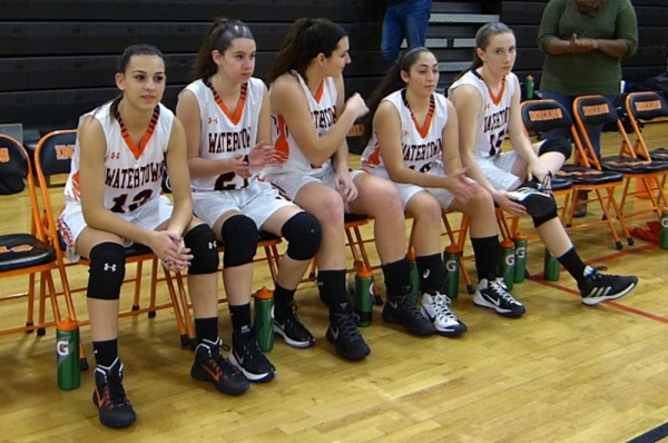 Watertown girls basketball