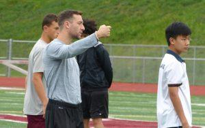 Naugatuck boys soccer - Ryan Kinne 2