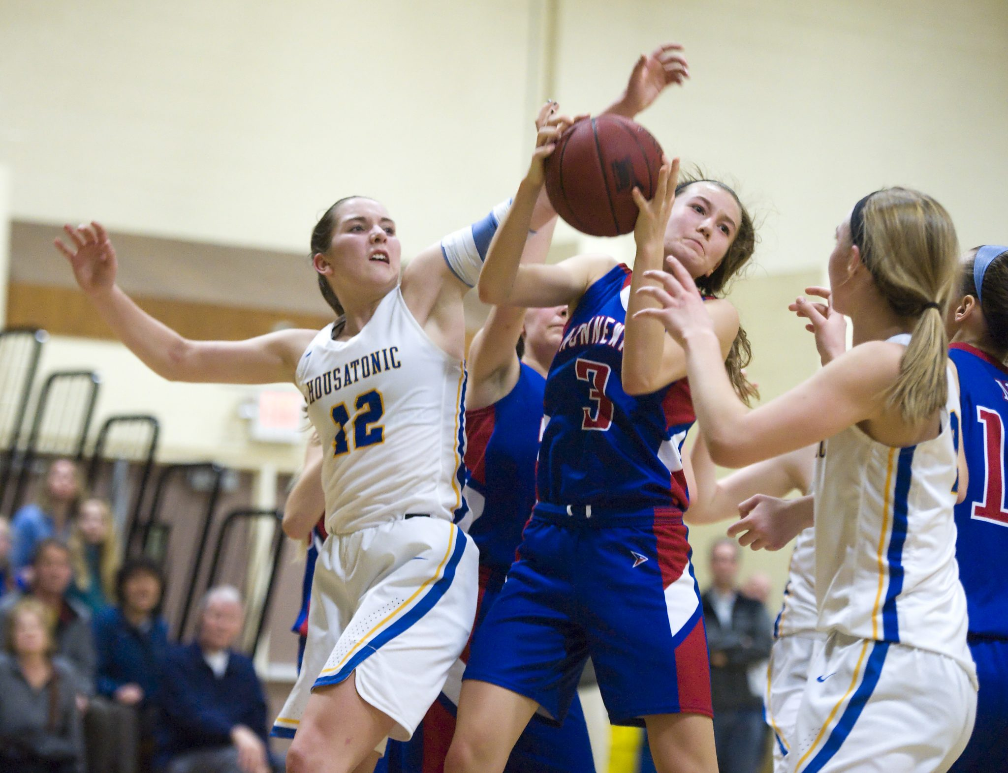 Video Highlights Of Nonnewaug Win Over Housatonic In BL