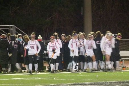 Cheshire field hockey semifinal