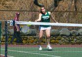 Holy Cross girls tennis - Samantha Miller 1