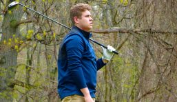 St. Paul golf - Evan Mendela 1