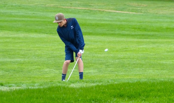 St. Paul golf - Jeremy Rinaldi 1