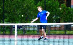 Litchfield boys tennis - Class S - Jack Honigmann