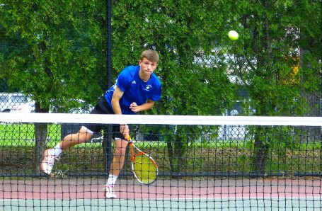 Litchfield boys tennis - Class S - Tim Donovan
