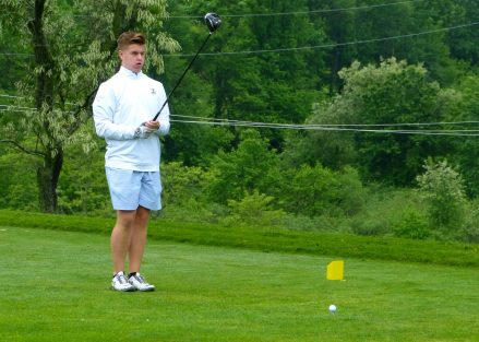 NVL golf 2019 - Tom Moran, Holy Cross 1