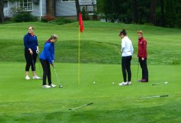 NVL golf 2019 - girls group 1