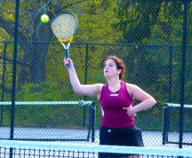 Sacred Heart tennis - Katherine Brown 2